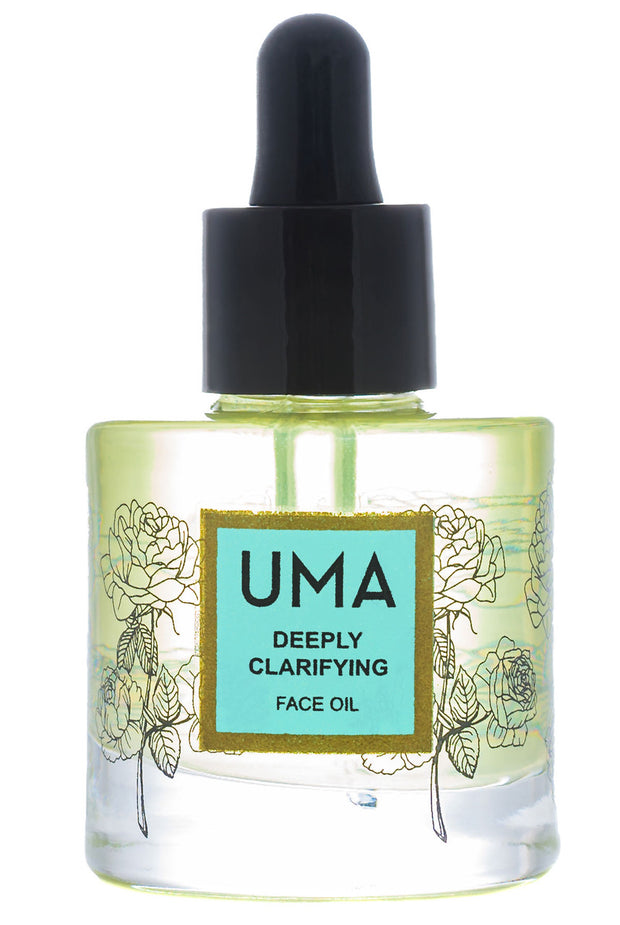 Deeply Clarifying Face Oil by Uma Oils