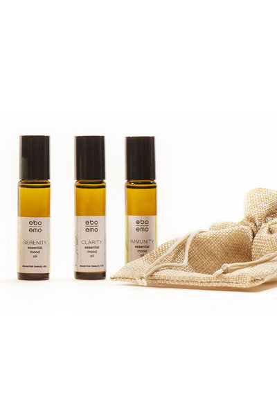 ebo essential mood oil [emo] trio