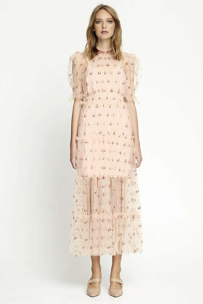 Alice McCall Cowboy Tears Midi Dress