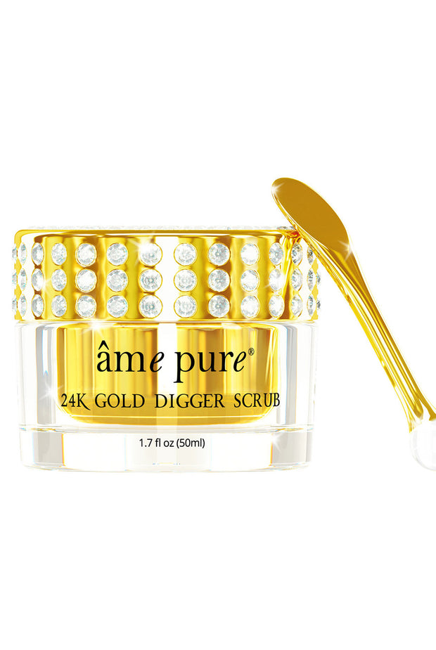 24K Gold Digger Scrub by ame pure