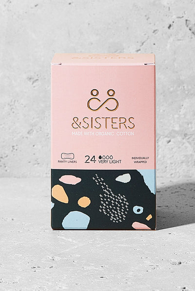 &SISTERS Liners (x24)