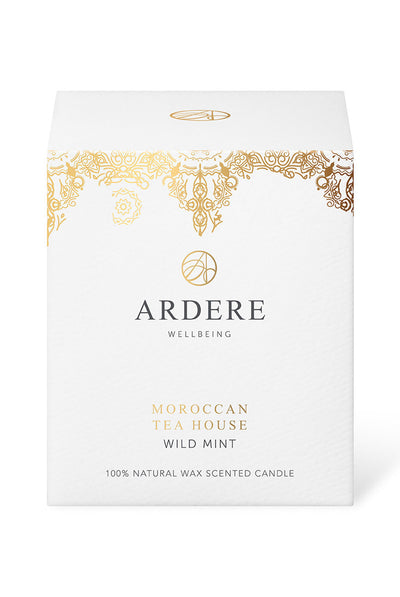 ARDERE Moroccan Tea House Candle - Wild Mint