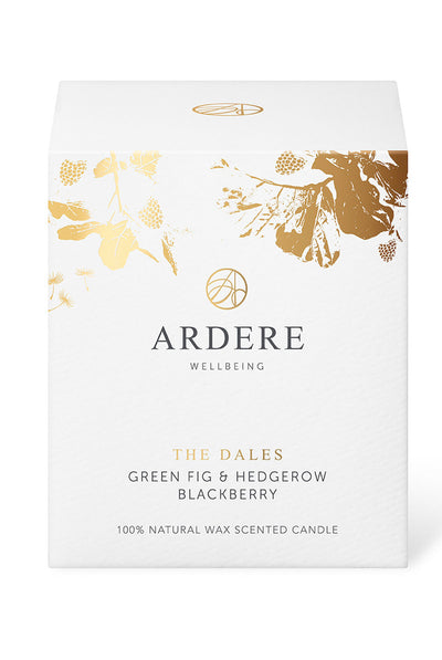 ARDERE The Dales Candle - Green Fig & Hedgerow Blackberry