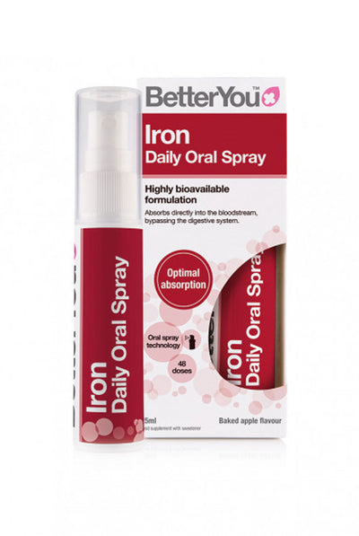 BetterYou Iron Oral Spray