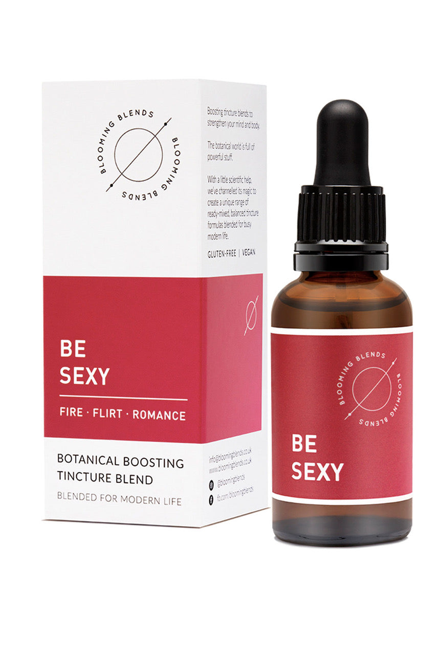 Blooming Blends Be Sexy Tincture - 30ml