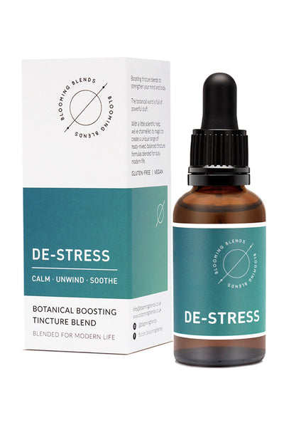 Blooming Blends De-stress Herbal Tincture
