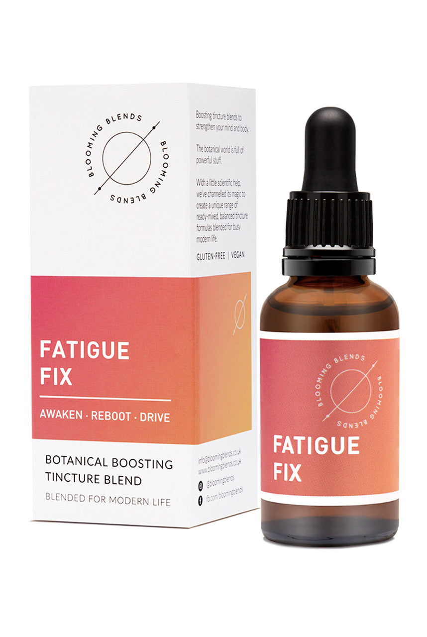 Blooming Blends Fatigue Fix Herbal Tincture - 30ml