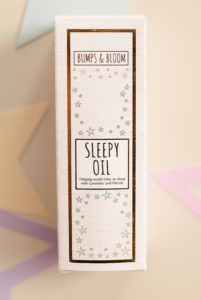 Sleepy Oil by Bumps and Bloom