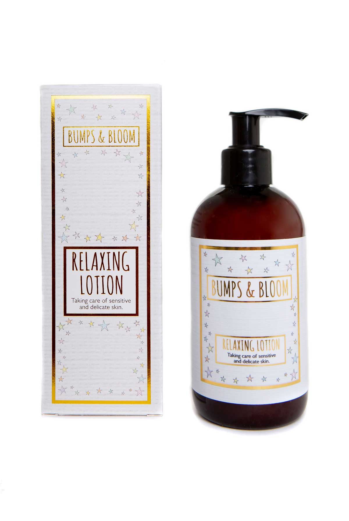 Bumps and Bloom Relaxing Lotion - One Size