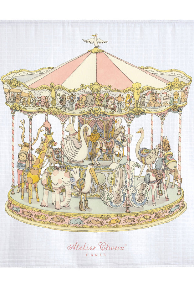 CARRÉ – CAROUSEL by Atelier Choux