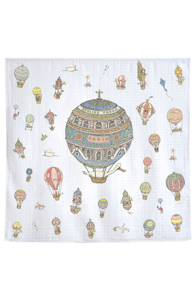 CARRÉ – HOT AIR BALLOONS by Atelier Choux