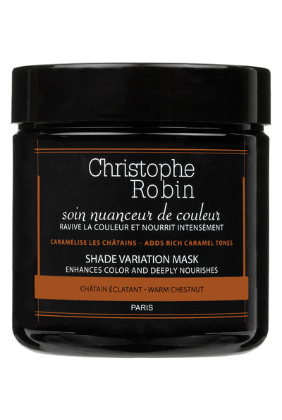 Christophe Robin Shade Variation Mask Warm Chestnut
