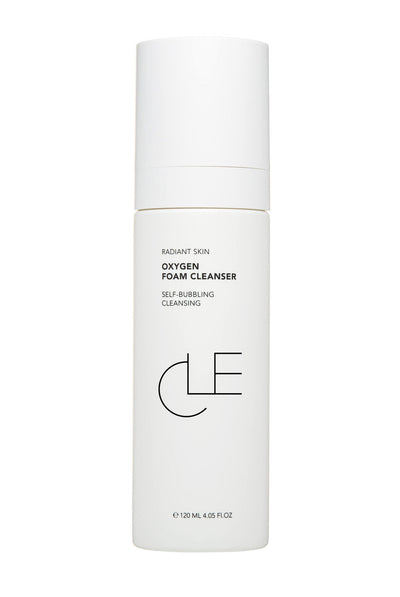 CLE Cosmetics Oxygen Foam Cleanse