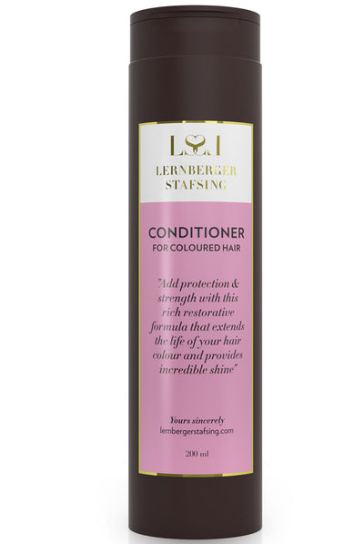 Conditioner for Coloured Hair by Lernberger Stafsing