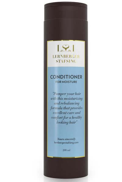 Conditioner for Moisture by Lernberger Stafsing