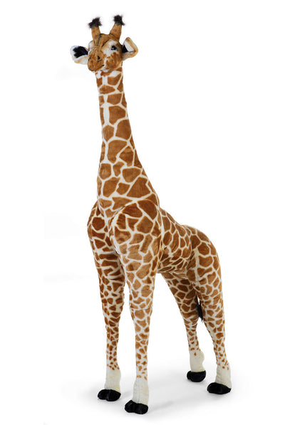 CuddleCo Standing Giraffe Stuffed Animal 180 cm
