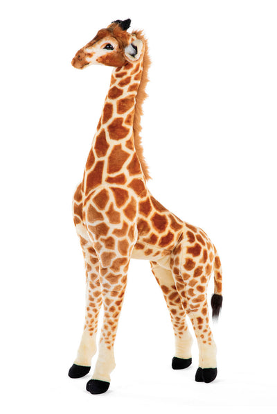 CuddleCo Standing Giraffe Stuffed Animal 135 cm