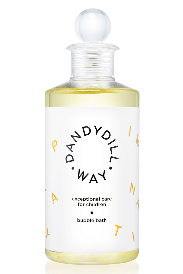 Wild Hawthorn Bubble Bath by Dandydill Way
