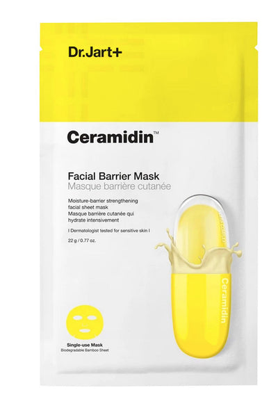 Dr Jart+ Ceramidin Facial Barrier Mask
