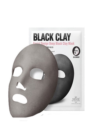 Black Clay Mask