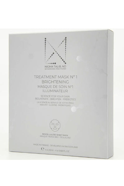 Treatment Mask No 1 Brightening by Dr Nigma Talib