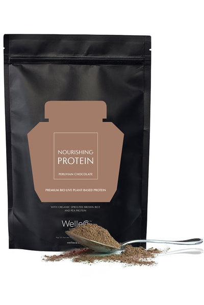 oxygen-boutique-welleco-Nourishing-Plant-Protein-Chocolate-Refill-300g