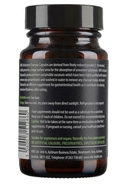 oxygen-boutique-kiki-health-Activated-Charcoal-50-Vegicaps-back