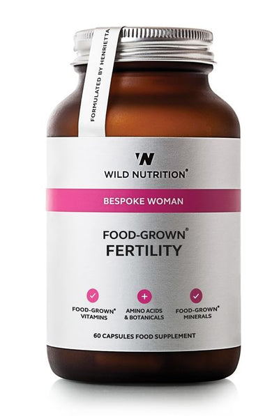 Wild Nutrition Food-Grown® Fertility (Women)