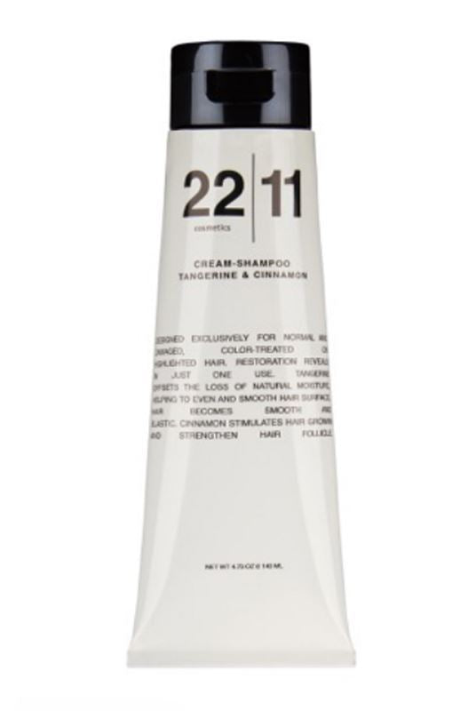 22|11 Cosmetics CS – Cream Shampoo Tangerine + Cinnamon