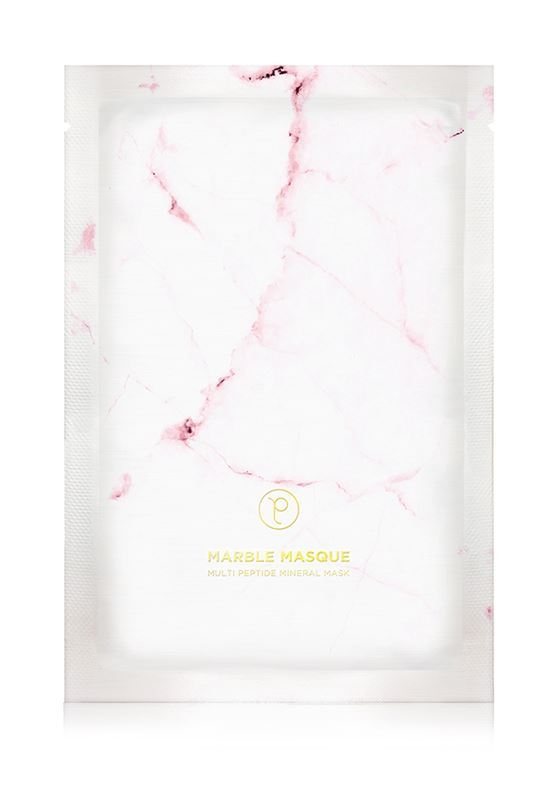 oxygen boutique Petite Amie Skincare Intensive Rejuvenating Pink Marble Mask
