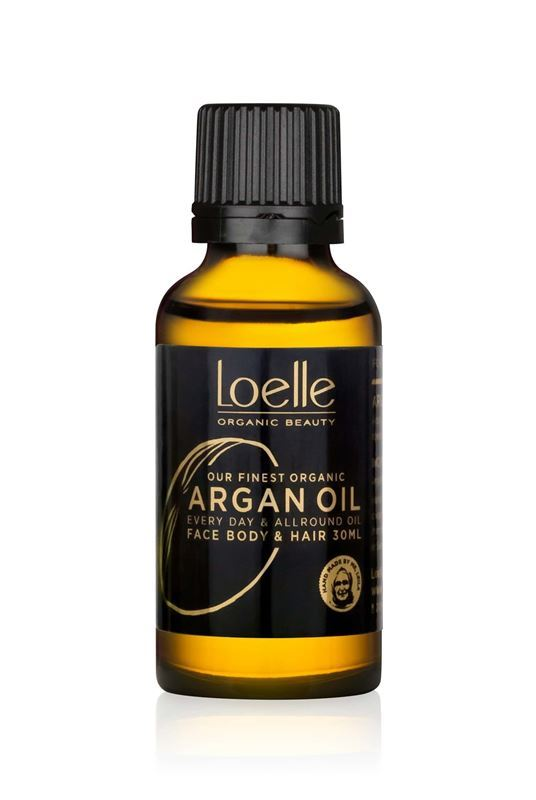 Loelle Cold-Pressed and Organic Argan Oil 30ml - 30ml
