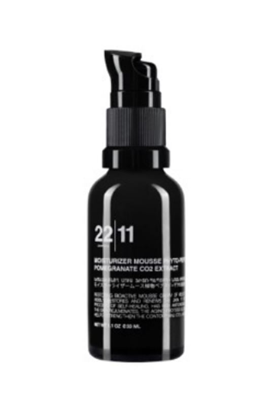 Moisturiser Mousse Phyto-peptide + Pomegranate Co2 Extract