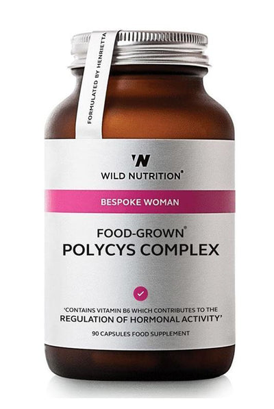 Wild Nutrition Food-Grown® Polycys Complex
