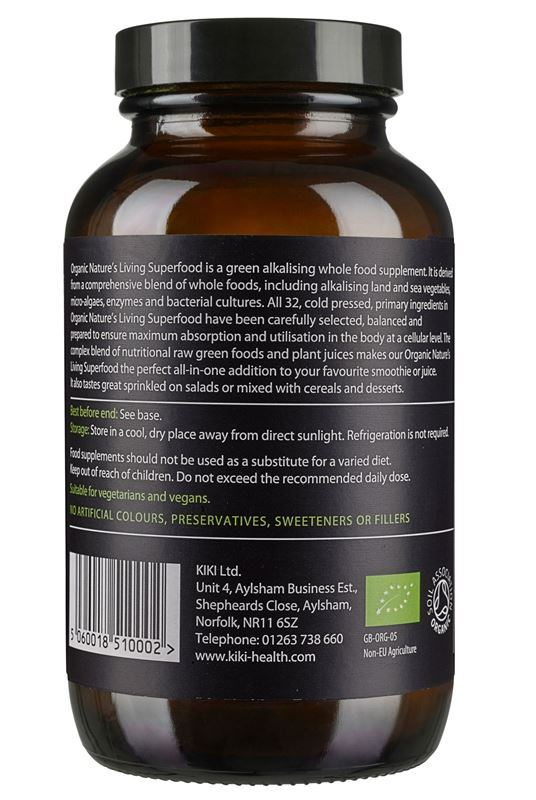 oxygen-boutique-kiki-health-Natures-Living-Superfood-Organic-150g-back
