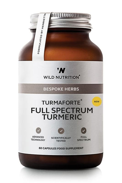 Wild Nutrition Turmaforte® Full Spectrum Turmeric
