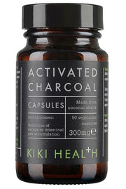 oxygen-boutique-kiki-health-Activated-Charcoal-50-Vegicaps-front