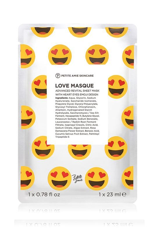 Petite Amie Love Masque - One Size Yellow