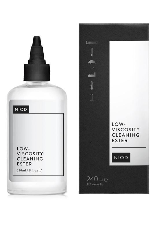 NIOD Low Viscosity Cleaning Ester - 240ml