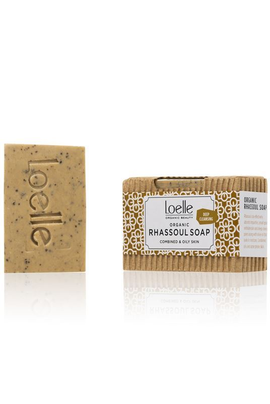 Loelle Rhassoul Soap