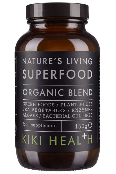 Nature's Living Superfood, Organic