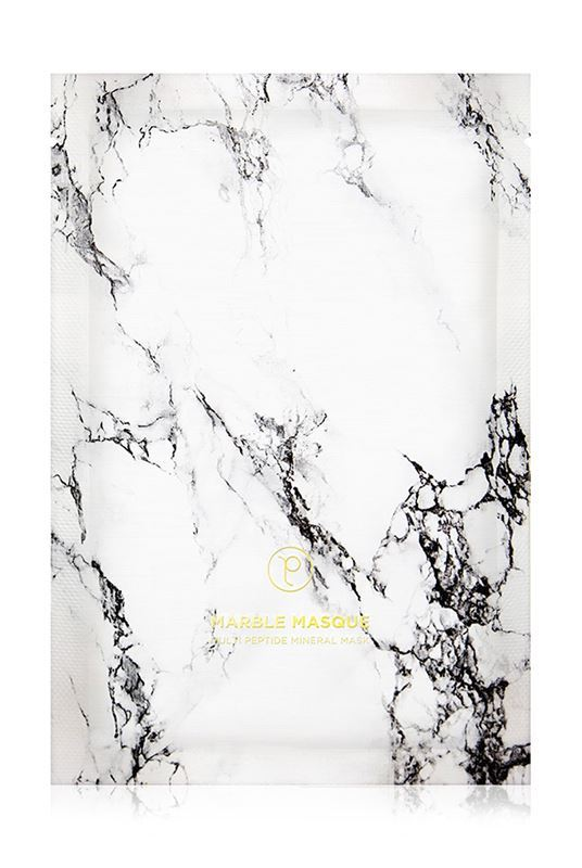Petite Amie Intensive Rejuvenating White Marble Mask - One Size White