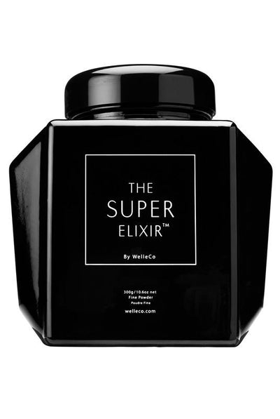 WelleCo The Super Elixir Alkalising Greens Caddy