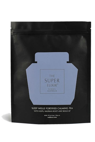 WelleCo Sleep Welle Fortified Calming Tea