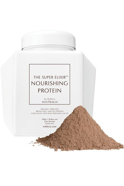 WelleCo The Super Elixir Nourishing Protein - Cacao