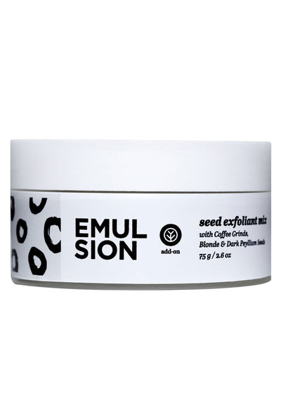 Seeds Exfoliant by Emulsion