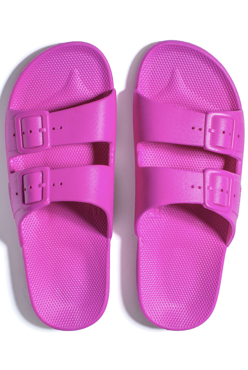 Freedom Moses Candy Slides - EU37-38 Pink