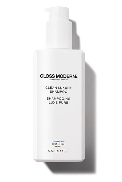 Clean Luxury Shampoo by Gloss Moderne