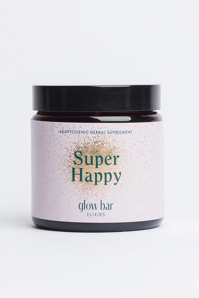 Super Happy by Glow Bar