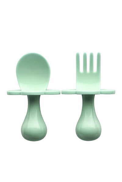 Grabease MINT TO BE Baby Utensils