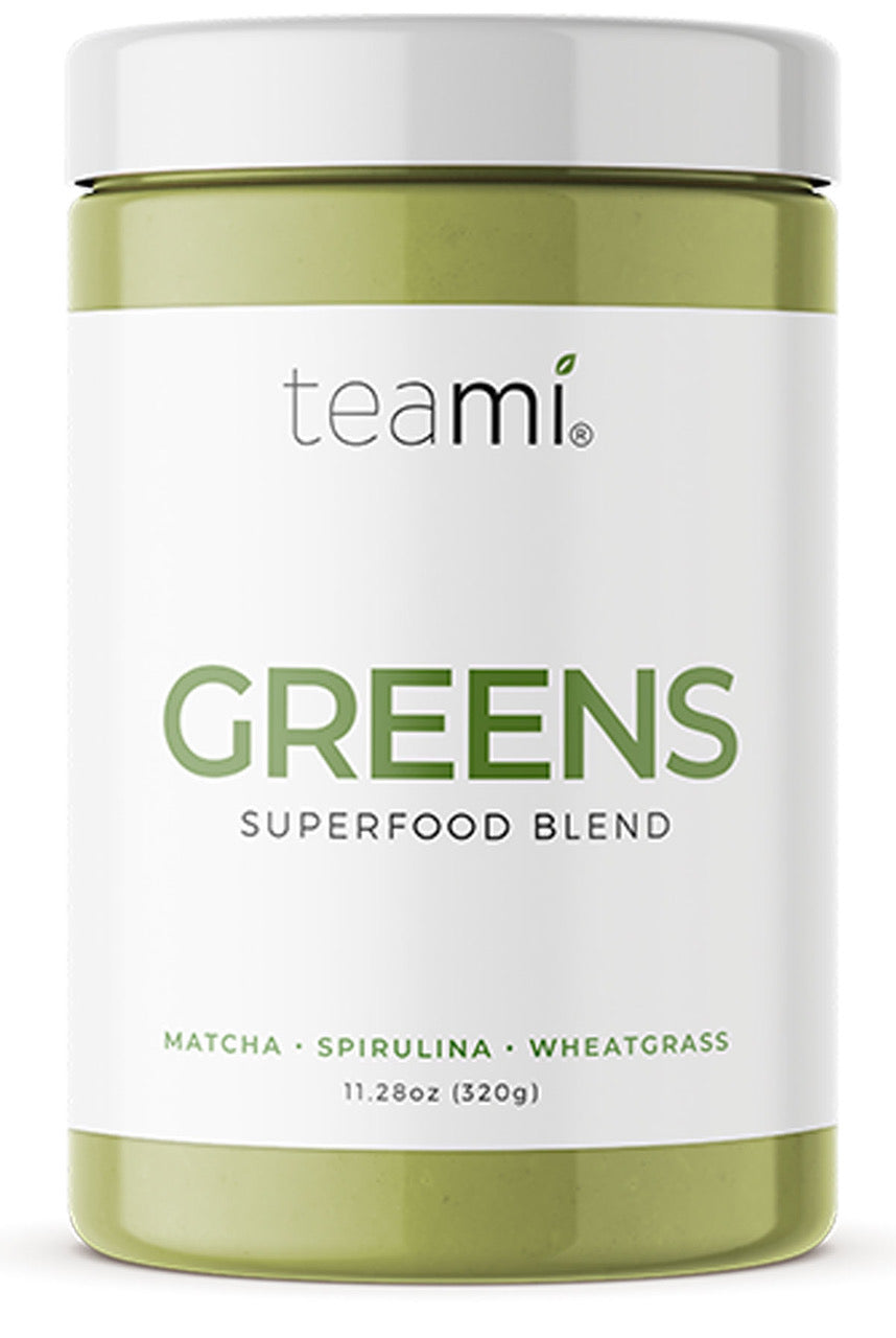 Teami Blends Greens Superfood Powder